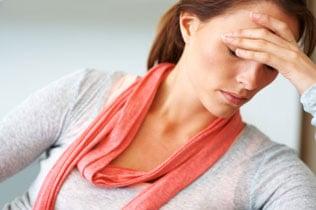 Ekzeme als Folge von Stress und emotionaler Anspannung