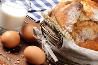 Ekzeme als Folge einer Nahrungsmittelunverträglichkeit